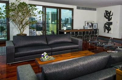 For Rent - Spectacular High Rise 4-BR Condo at Panburi Condo | 6 Mo. Avl. (ID 213444)