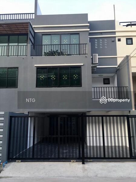 Town home 3 ชั้นให้ซอยภาวนา ลาดพร้าว 41 #87443376