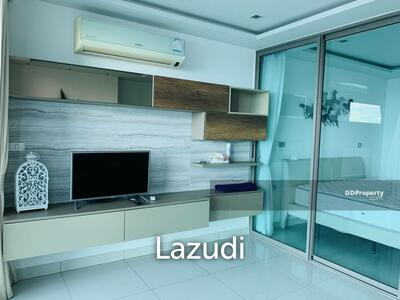 For Sale - 1 Bedroom for sale and rent at Wong Amat Tower