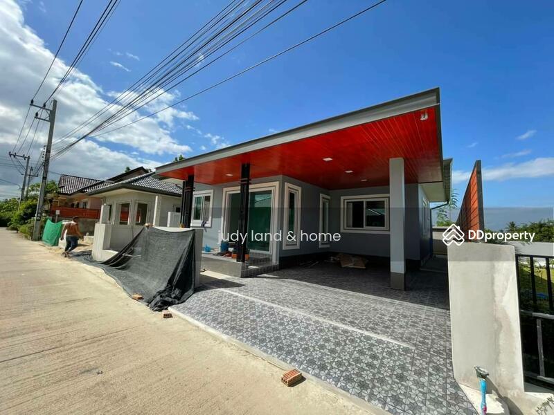 บ้านสร้างใหม่  ทำเล หนองจ๊อม #87453656