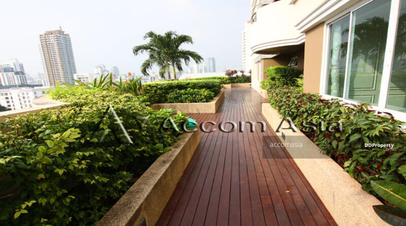 Fully Furnished Suites Apartment 4 Bedroom For Rent BTS Phrom Phong in Sukhumvit Bangkok ( 1413971 ) #87455612
