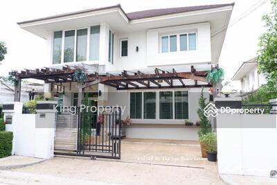 """ขาย - ขายบ้านเดี่ยว Bangkok Boulevard แจ้งวัฒนะ """"โครงการคุณภาพจาก SC Asset"""""""