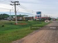 ขาย - ขายที่ดิน 5ไร่ ติดถนนเส้น24 สี่แยกโคกตาล อ. ขุขันธ์ จ. ศรีสะเกษ