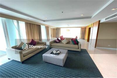 ให้เช่า - (920071052-180) Pent house with full service langsuan