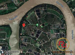 ขายที่ดินติดแม่น้ำบางปะกงบรรยากาศดี 2 ไร่ ราคาถูก อ. บางคล้า จ. ฉะเชิงเทราCHA-538