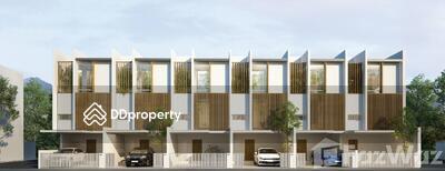 ขาย - ขาย ทาวน์เฮ้าส์ 3 ห้องนอน ในโครงการ โมโนทาวน์2 - สุเทพ U652926