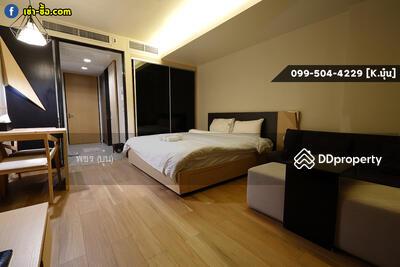 "For Rent - Condo For Rent   City Center, Near BTS Asoke ""Circle S Sukhumvit 12"" 32 sqm. Separate Kitchen"