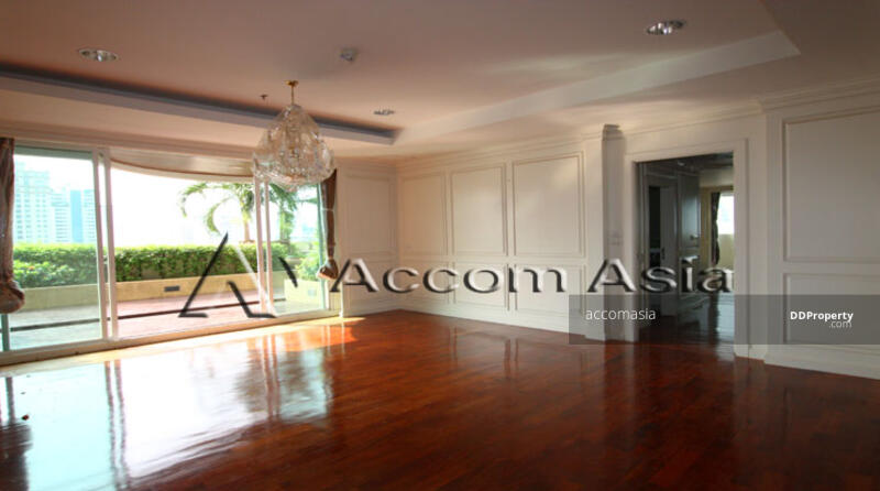 Fully Furnished Suites Apartment 4 Bedroom For Rent BTS Phrom Phong in Sukhumvit Bangkok ( 1413971 ) #87620144