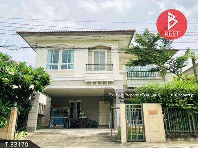 For Sale - ขายด่วนบ้านเดี่ยว ภัสสร เพรสทีจ อ่อนนุช กรุงเทพมหานคร