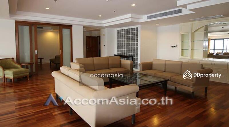 Serene environment Apartment 3+1 Bedroom For Rent BTS Thong Lo in Sukhumvit Bangkok (AA23561) #87626888