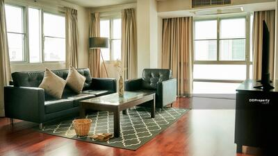 For Rent - Homely 2-BR Serviced Apt. near Hua Mak Station (ID 408681)
