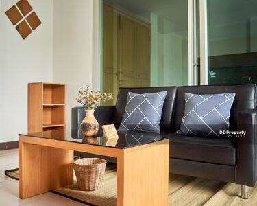 For Rent - Lovely 1-BR Serviced Apt. near Hua Mak Station (ID 408679)