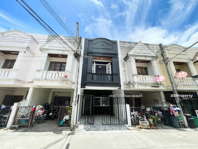 For Sale - C7MG100406 Two storey Town House for sale with 2 bedrooms, 2 toilets and 1 kitchen.