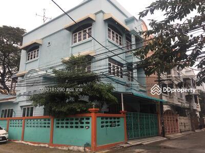 For Rent - Please inform the code KRE-B921 Townhome Ratchada 36 Department of Export Behind Chatkasem, 4 bedrooms, 3 bathrooms, living area 232 sq. m. , 3 floors, rent 28, 000 baht @LINE:0932181290 Khun Ke