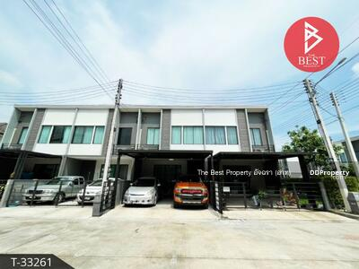 For Sale - ขายทาวน์เฮ้าส์ พลีโน่ รังสิตคลอง4-วงแหวน (Pleno Rangsit Klong4-Wongwaen) ปทุมธานี