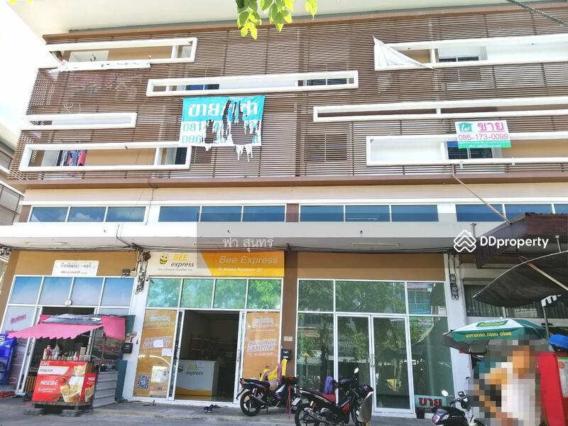 อาคารพาณิชย์ ถนนเคหะร่มเกล้า เขตสะพานสูง #87878594