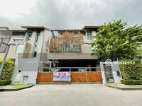 ขาย - ขายบ้าน 3 ชั้น 70. 9 ตร. ว. Private Nirvana Residence East 24. 9 ล้านบาท