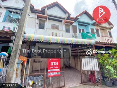 For Sale - ขายทาวน์เฮ้าส์ หมู่บ้านเสมาฟ้าคราม ลำลูกกา-คลอง 2 ปทุมธานี