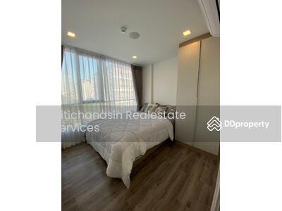 For Rent - The KRE-A7029 BROWN CONDO HUAIKWANG code is 1 bedroom, 1 bathroom, 23. 40 sq. m. , 5th floor, rent 10, 000 baht @line: 0932181290 Khun Kae