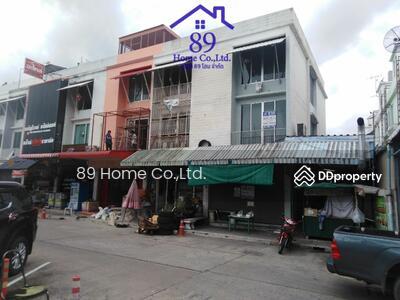 For Sale - ขายด่วน อาคารพาณิชย์ 3ชั้น หมู่บ้านแกรนดิตี้ เสรีไทย43