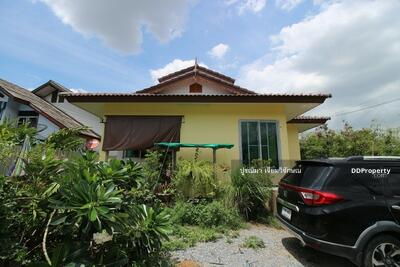 For Sale - House for sale, low price 91 sq m. On Nut 66 Srinakarin 45 Prawet.
