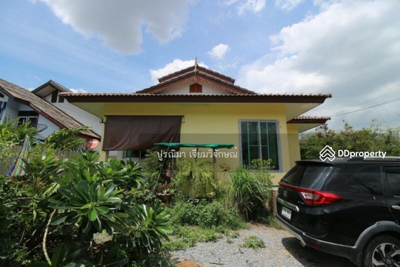 single house, On Nut 66 Intersection 19, Prawet, Bangkok, not expensive