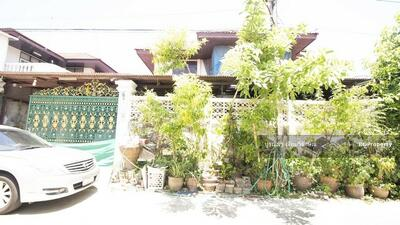 For Sale - 2 storey detached house for sale, Taling Chan, Khlong Thawi Watthana