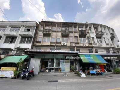 For Sale - 6406-594 Lat Phrao Commercial building for sale, front wide, good loca