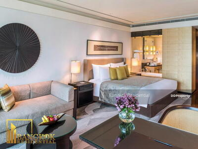 For Rent - 1 Bed Serviced Apartment For Rent in Siam BR7392SA