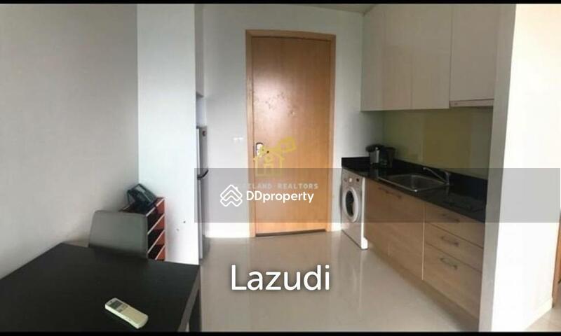 Lazudi Circle Condominium / Condo For Rent / 1 Bedroom / 39.76 SQM / MRT Phetchaburi / Bangkok