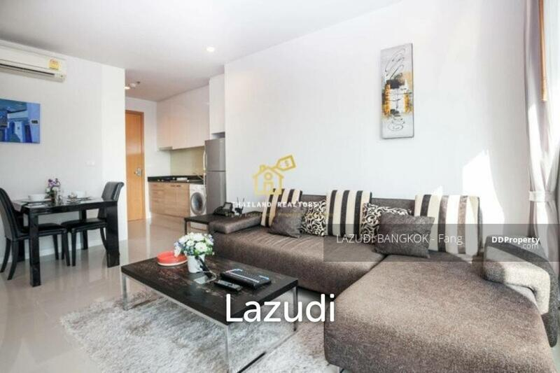 Lazudi Circle Condominium / Condo For Sale / 1 Bedroom / 46 SQM / MRT Phetchaburi / Bangkok