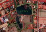ขาย ที่ดิน 33 ไร่ บ้านคลอง เมืองพิษณุโลก ใกล้เซ็นทรัล JN