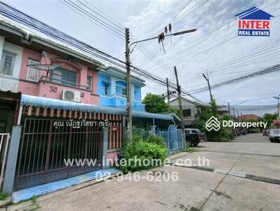 For Sale - ทาวน์เฮาส์ 2 ชั้น 16 ตร. ว. หมู่บ้านพรพิมาน ถนนเลียบด่วนลำลูกกาคลอง5-43522