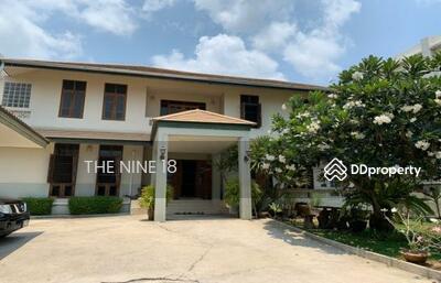 For Sale - OHM163 ขายบ้านพร้อมที่ดิน 268 ตารางวา ซอยสุขุมวิท 93 ใกล้ BTS บางจาก บ้านสภาพดีพร้อมอยู่