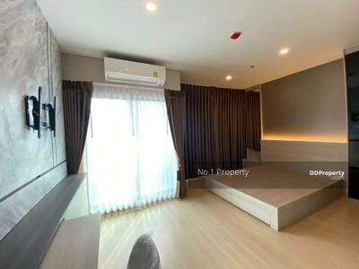 For Rent - W0580 For rent, Lumpini Park Phahon 32, 1 bedroom 1 bathroom Room size 24 sqm, 10th floor, fully furnished