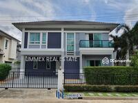ขาย - บ้านเดี่ยวสุดหรู หลังใหม่ไม่เคยอยู่ ตำแหน่งฮวงจุ้ยดี ขายด่วนราคาดีมาก