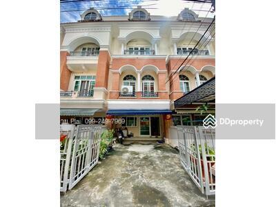 For Sale - ขาย/ให้เช่า ทาวน์โฮม 3 ชั้น Casa City คาซ่า ซิตี้ นวลจันทร์ 5. 19 ล้าน