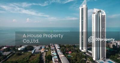 For Sale - Penthouse Sea View 2 Balcony Pattaya-Jomtien