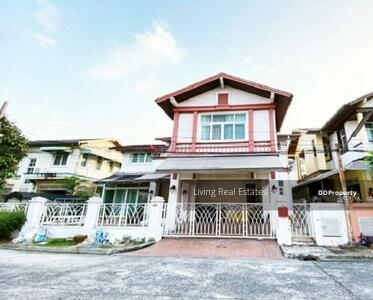 For Sale - T4130764 ขาย บ้านเดี่ยว 2 ชั้น บ้านสวนปริญสิริ  (Baan Suan Prinsiri) 3นอน 3 น้ำ ขนาด 60 ตรว.