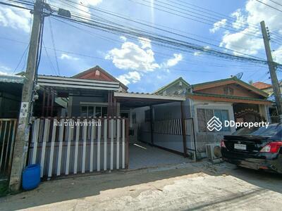 For Sale - บ้านชั้นเดียว เลียบวารี25  หมู่บ้านอมรทรัพย์1  บ้านมือสองหนองจอก  โคกแฝด