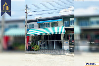 For Sale - ทาวน์เฮ้าส์ พฤกษา 124 คลองหลวง ปทุมธานี