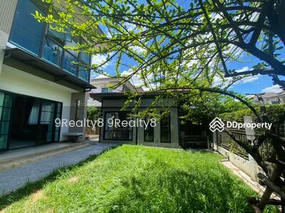 For Sale - R2031- ขายบ้านเดี่ยว 2 ชั้นในโครงการ ฮาบีเทีย วัชรพล