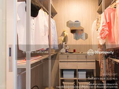 ให้เช่า - **มีWalkin Closet เหมาะกับคนเสื้อผ้าเยอะ  ****ให้เช่า LPN Selected Sutthisarn Sapankwai