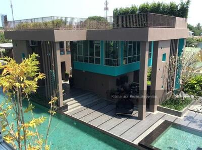 For Rent - Notify the code KRE-A8399 Baan Kunkoey 1 bedroom, 1 bathroom, 32 sq. m. , 3rd floor, rent 9, 000 baht @line: 0949131629 Khun Tines