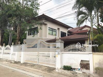 For Sale - ขาย บ้านเดี่ยว หมู่บ้านปรีชา 150 ตร. ว. ซ. สุวินทวงศ์34 มีนบุรี กรุงเทพฯ