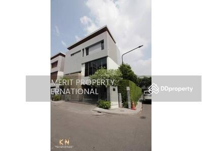 For Rent - Parc Priva  ให้เช่า บ้านเดี่ยว ขนาด 66 ตารางวา 4 ห้องนอน 4 ห้องน้ำ 3 ที่จอดรถ 1 ห้องแม่บ้าน 3 ชั้น