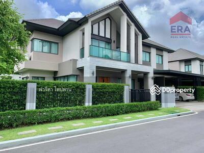 For Sale - For sale, beautiful detached house. Bangkok Boulevard Signature Ratchaphruek 2 Floor 104 sq. wa. near Home Pro Chaiyapruek