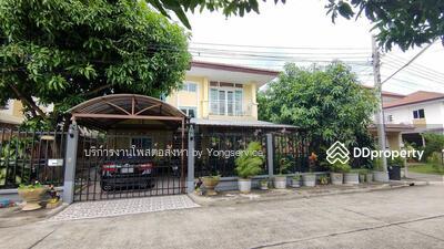 ขาย - (เจ้าของขาย) บ้านเดี่ยว คุณาภัทร 3 บ้านกล้วย-ไทรน้อย ใกล้โลตัส บางบัวทอง ขนาด 53 ตร. วา 4 ห้องนอน 3 ห้องน้ำ 1 ห้องครัว