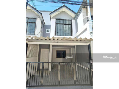 For Sale - C6MG100232 Two-storey Townhouse for sale. There are 2 bedrooms and 2 bathrooms. The area size is 16. 1 sq. wa. The price is at THB 1. 6 million.