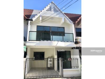 For Sale - C7MG100427 - Two storey Town House for sale with 2 bedrooms and  2 bathrooms. - Utility space in 16 sq. w.  - The price is at THB 1. 54  millions  baht.